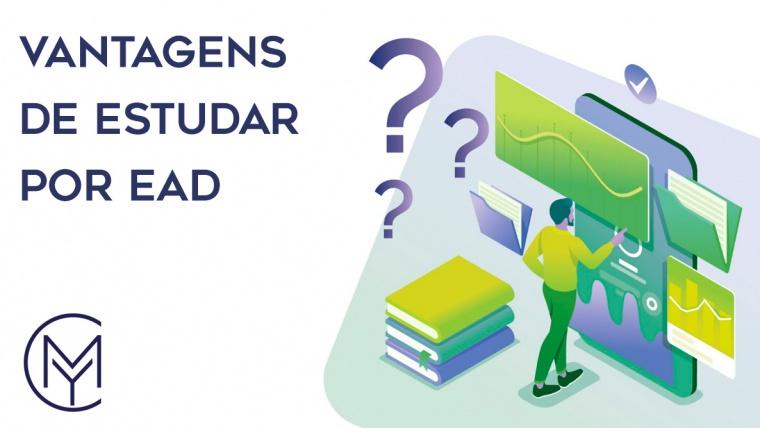 Estudar por EAD – quais são as vantagens?